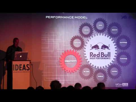 A.UD IDEAS Lecture Series 2013-2014: Red Bull