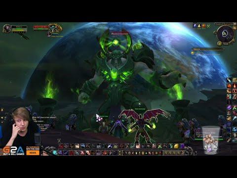 TEST PATCH 7.3! - World of Warcraft: Legion