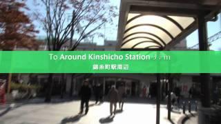 Around Kinshicho Station (錦糸町駅周辺)