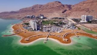 Dead Sea Valley - a place out of the ordinary