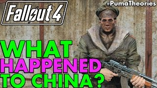 Fallout 4 Theory What Happened to China Post W-A-R Lore and Theory PumaTheories