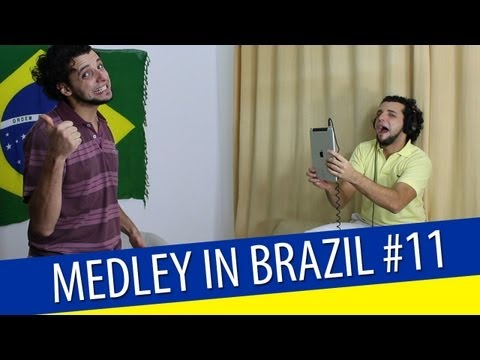 0 MEDLEY IN BRAZIL #11   Funk Carioca for Gringos #2