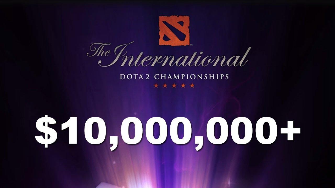Dota 2 The International 4 10000000 YouTube