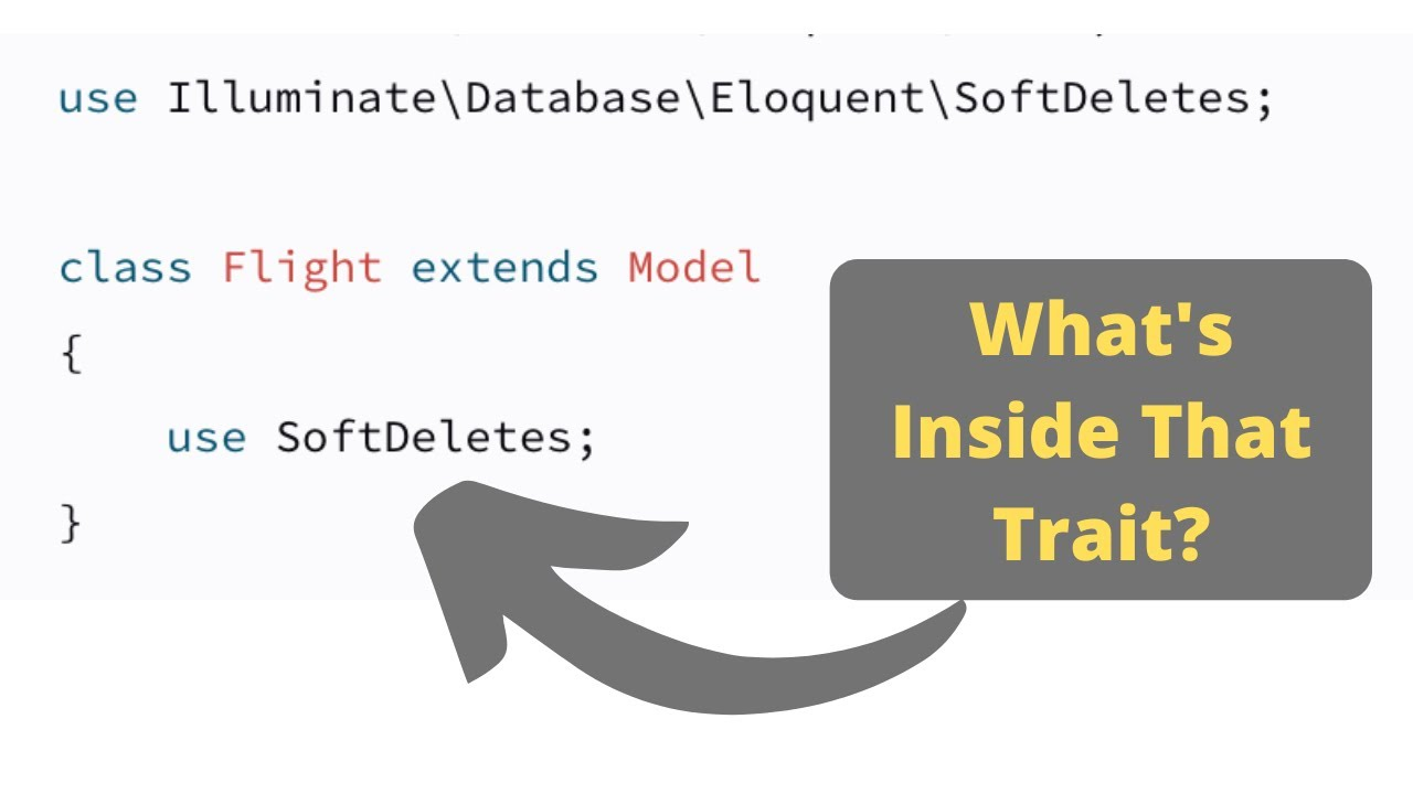 Traits in Laravel: 5 Real Usage Examples