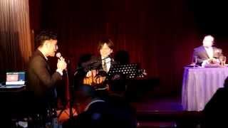 2015/4/18 Sat. お二人の幸せな思い出にと心を込めて歌いました!! いつ...