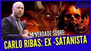Gambar cover CARLO RIBAS: EX -SATANISTA