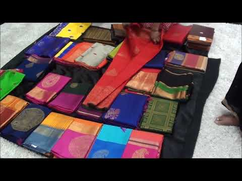 Silk Saree - Kungumum Saree - Canada