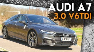 Essai Audi A7 50 V6 TDI 2018 | 120000€ de plaisir !!!
