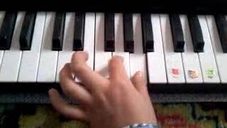 Уроки на фортепиано для начинающих