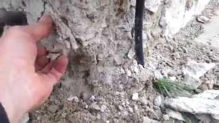 Смотреть видео сыпется бетон
