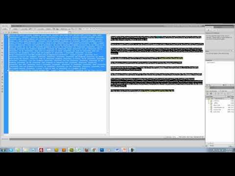MOWG Pro Run Using Copy-Paste Method