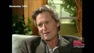 Movie Memories w Michael Douglas as President