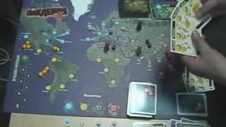 Обзор настольной игры 'Пандемия'