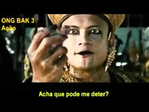 Ong Bak 3 - Trailler em português