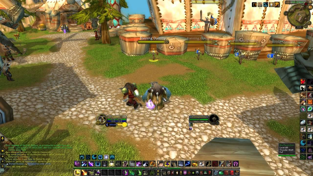 World of Warcraft Addons - Parte 3 (MoveAnything)