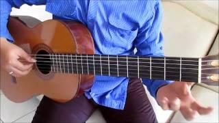 Belajar Kunci Gitar Ungu Sayang Intro