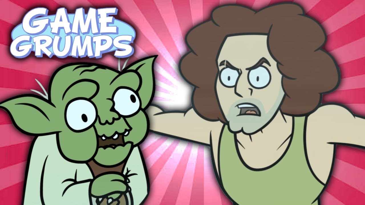 Game Grumps Animated Yoda Jokes By Mike Bedsole