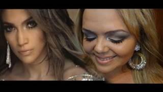 Makeup JLo Inspired