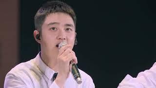 EXO Acoustic Medley -  My Lady (Translation)