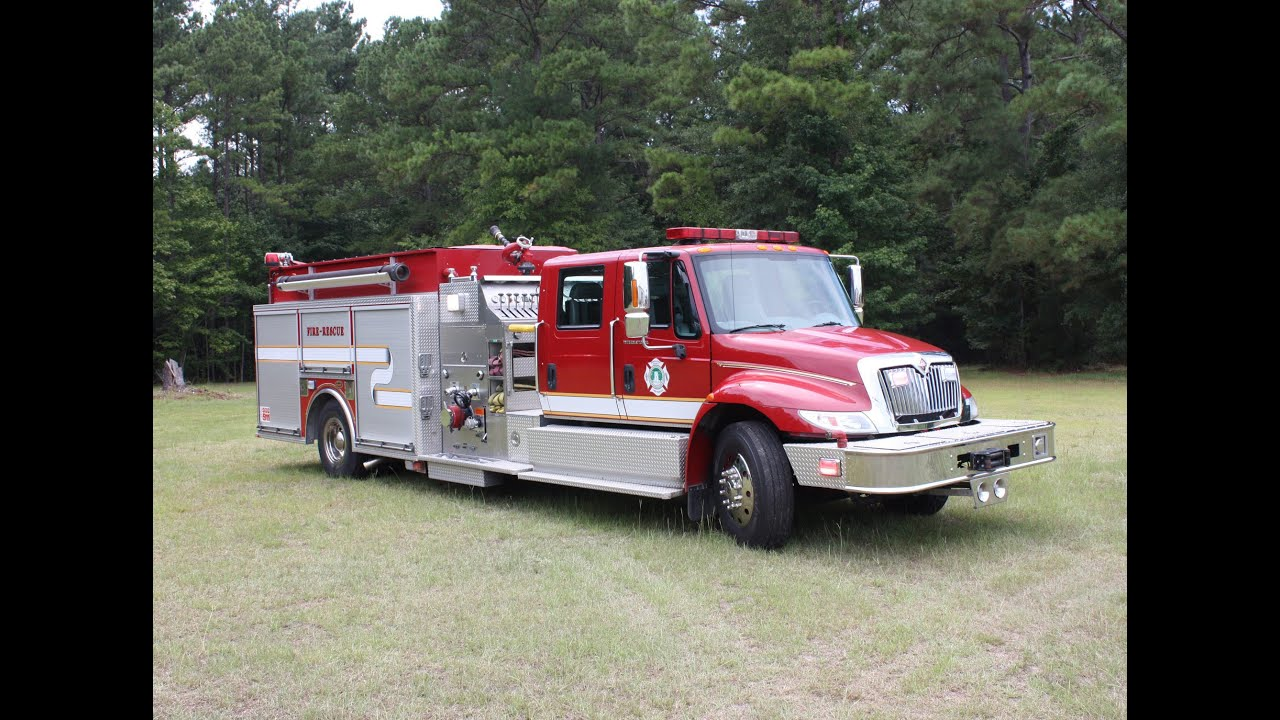 used fire trucks for sale 2002 international kme rescue pumper youtube. Black Bedroom Furniture Sets. Home Design Ideas