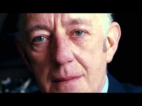 Alec Guinness reads three poems-Romance-Through Nightmare-Strange Meeting