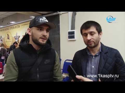 Курбанов Магомед   профессиональный боксер, соперник Шейна Мосли, одержал очередную победу на турнир