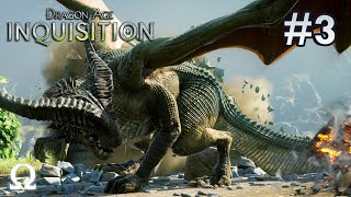 Dragon Age: Inquisition | #3 - CO-OP WITH DICTION AND MINX!