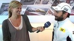 DTM Inside - Verena Wriedt with Timo Glock