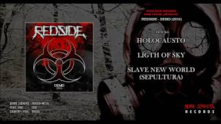 REDSIDE - [DEMO TRACKS 2016] Noise Streets Records