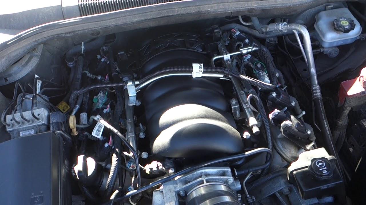 2012 CAMARO 6 2 LS3 ENGINE & TREMEC TR6060 TRANSMISSION SWAP FOR SALE  CAMMED 53K MILES