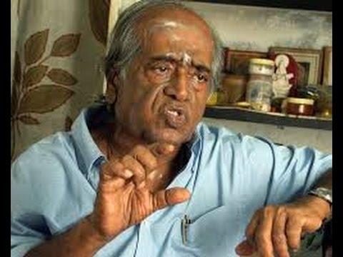 Video of Theatre Artist Koothabiran talks...