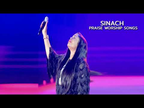 christian-praise-and-worship-by-sinach-|-way-maker-|-i-know-who-i-am-|-overflow-|-lyrics