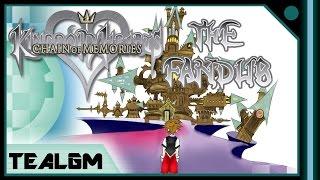 Kingdom Hearts: Chain of Memories (GBA) - THE FANDUB! (Sora & Riku's Stories In Chronological Order)