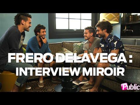 Fréro Delavega : l'interview miroir