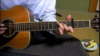 素人のギター弾き語り かま猫のブルース 吉田日出子 詞曲:佐藤博、1975...
