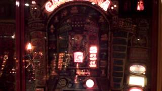 BARCREST CASH ARENA FRUIT MACHINE - £8 JACKPOT!