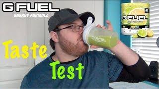 Lemon Lime GFuel (Taste Test)