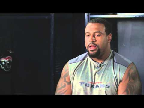 """Duane Brown: """"Looking forward to training camp"""""""
