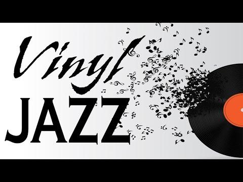 Vinyl JAZZ -  Piano Instrumental JAZZ Music for Work, Study,Calm