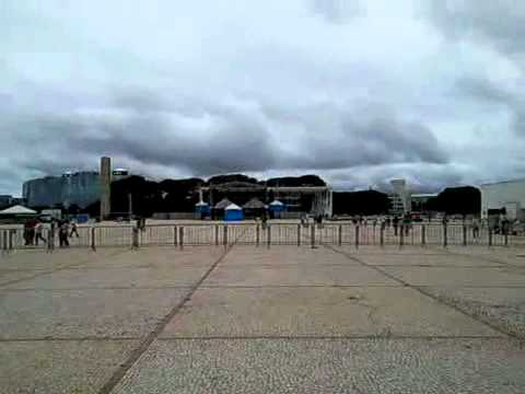 Qik - Brasilia Posse de Dilma by hpires2001