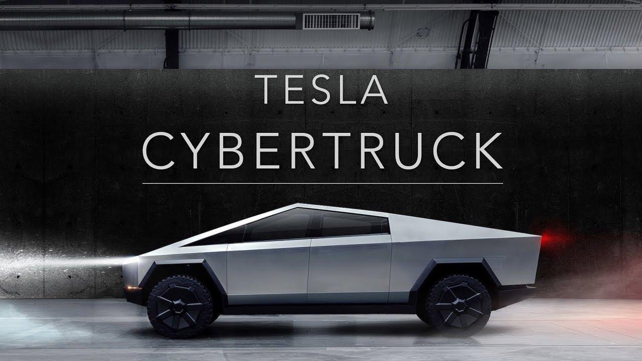 The All New Tesla Cybertruck - YouTube