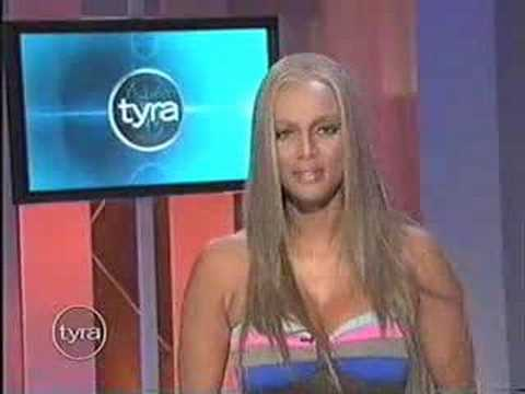 Tyra banks fat woman quite good