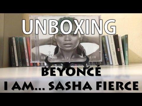 Unboxing: Beyoncé - I Am... Sasha Fierce