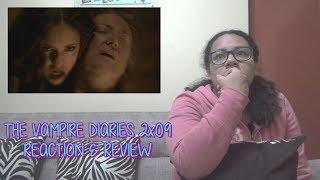 "The Vampire Diaries 2x09 REACTION & REVIEW ""Katerina"" S02E09 | JuliDG"