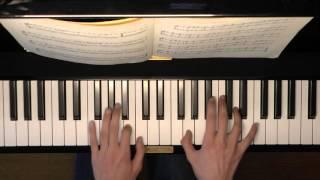 Piano - Schumann Album Jugend op 68 - Soldatenmarsch no 2