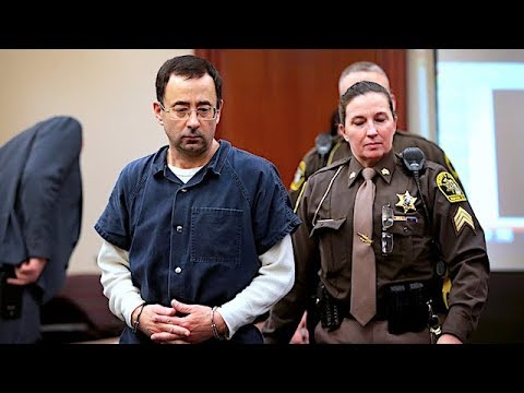 DP on the record: Larry Nassar Story (1/19/18)