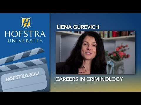 Careers In Criminology
