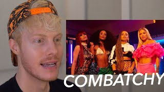 Baixar COMBATCHY: ANITTA, LEXA, LUISA SONZA, MC REBECCA REACTION