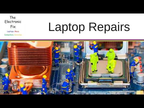 Laptop Repairs Brisbane - Electronic Fix Brisbane , Australia