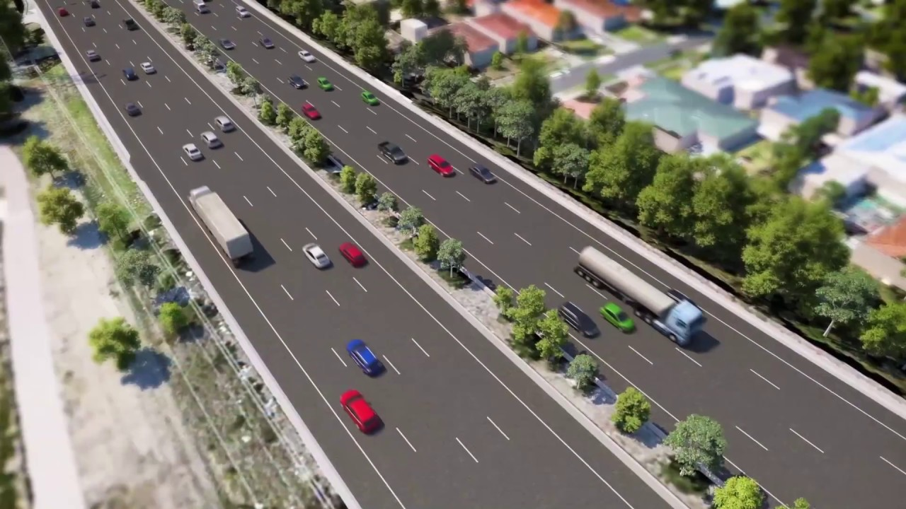 West Gate Freeway – West Gate Tunnel Project